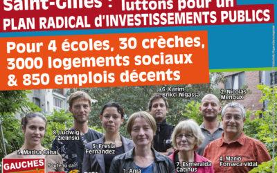 Bilan de campagne Gauches Communes, Esméralda Catinus témoigne